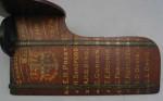 1879 Cambridge Boatrace Commemorative Rudder