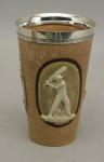 Royal Doulton Cricket Beaker