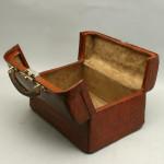 Antique Gladsone Bag, Leather