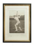 George Beldam Cricket Picture