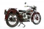 Moto Guzzi GTS Motorcycle