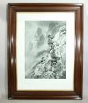Mountaineering Print, E.T Compton, Bei Ernster Arbeit