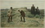 The Sabbath Braker Golf Print