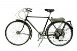 Raleigh Bicycle Fitted with a BSA Engine
