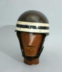 Vintage Motorcycle crash helmet, Noll, By Cromwell