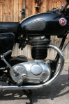 350 cc Matchless Motorcycle