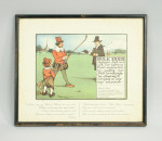 Rules of Golf Print