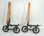 Early Roller Skates