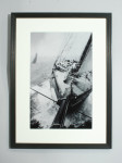 Yachting Photograph, J Class Sailing.