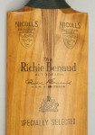 VINTAGE SIGNED 1961 AUSTRALIAN TOURING PARTY CRICKET BAT, BY NICOLLS.