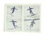 Skiing Book, The Ski Runner. E.C. Richardson