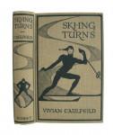 Skiing Book, Ski Turns, Vivian Caulfeild