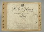 Vintage Herbert Johnson Racing Helmet