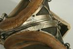 Herbert Johnson Motor Racing Helmet