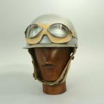 Motor Racing Helmet By Herbert Johnson
