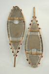 Antique Snow Shoes, North American