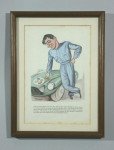 Motoring Prints of Racing Drivers Past and Present by Sallon