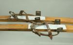 Antique Ash Skis 210 cm.