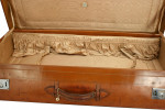 Leather Motoring Trunk- Reduced from £560 to £480