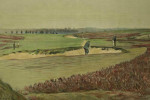 Walton Heath Golf Club After Cecil Aldin