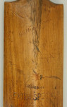 VINTAGE CRICKET BAT, THE AUTOGRAPH, GUNN AND MOORE.