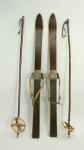 Vintage Child Skis