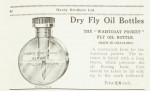 Hardy Oil Bottle