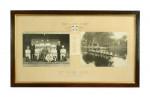 University Rowing Photograph