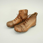 Child's Leather Football Boots