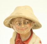 Large Kinsella Cricket Figure