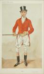 Vanity Fair Hunting Print 'Alfred'