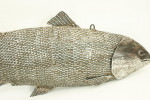 Metal Fish Sculpture.