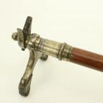 Antique Brass Billiard Cue Rest