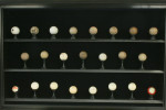 Golf Ball Collection, Cabinet