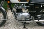 Triumph Bonneville Motorcycle, T120R