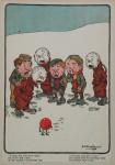 12 Humorous Golfing Incidents, Vintage Golf Prints