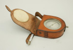 Pocket Barometer, Compensirt and Thermometer