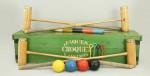 John Jaques Croquet Set.