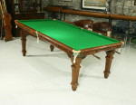 Riley Dining Snooker Table.