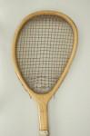 Lopsided Henry Malings Tennis Racket