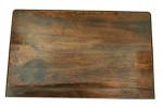 Elm Low Boy Side Table