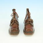 Vintage Child's Ski Boots