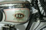 BSA Trials Bike