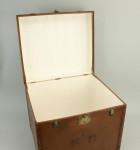 Vintage Trunk Louis Vuitton Style