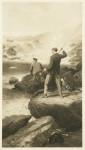 Pair of Salmon Fishing Photogravures, George Earl