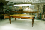 Antique Convertible Snooker / Dinning Table.