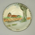 Royal Doulton, The Gallant Fishers Bowl