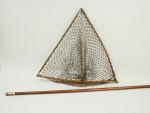 Triangular Hardy Salmon Landing Net