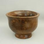Walnut or Teak Bowl