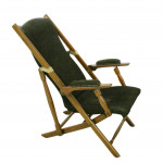 Folding Campaign Chair